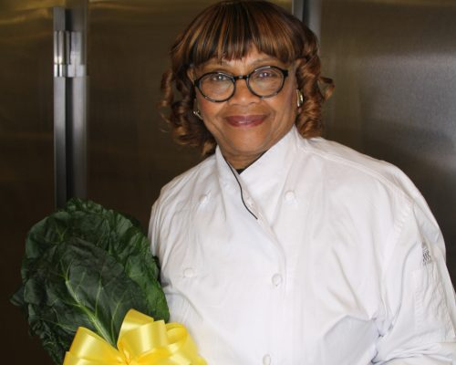 Mother Wade and her eponymous restaurant are South Side icons. She and son Victor bring their celebrated food to McCormick Square via Josephine's.